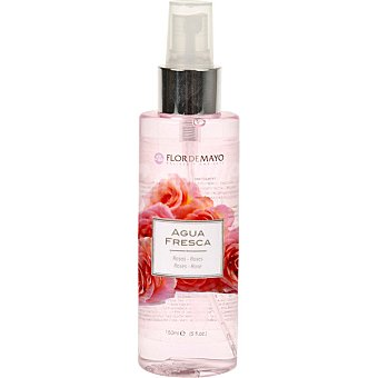 FLOR DE MAYO Rosas Agua fresca de colonia femenina frasco 150 ml Frasco 150 ml