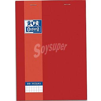 Oxford Bloc de notas con tapas blandas A5 80 hojas 5x5 90 g 90 g