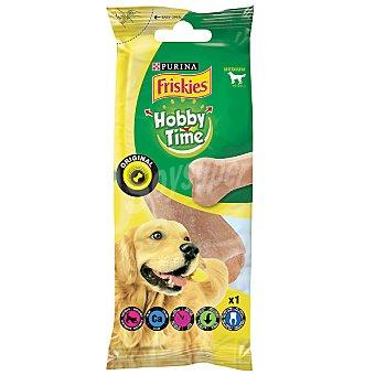 Purina Friskies Hobby Time hueso para perros de raza mediana paquete 1 unidad