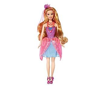 Barbie Muñeca Convertible en Hada y Sirena 1 Unidad