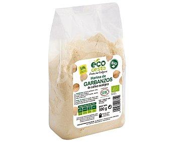 ECOCESTA Harina de garbanzos de cultivo ecológico 500 gramos