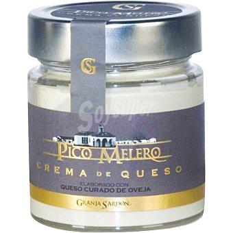 Pico melero Crema de queso de oveja elaborada con queso curado tarro 300 g tarro 300 g