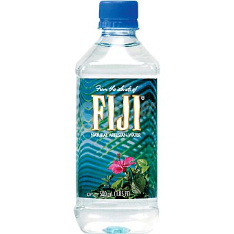 Fiji Agua mineral natural sin gas Botella 50 cl