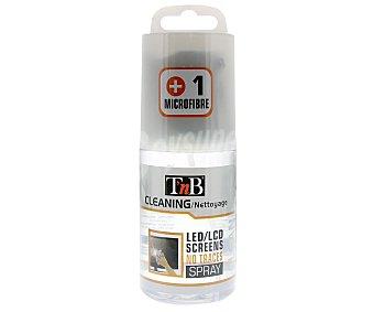 Tnb Gel de limpieza y gamuza de microfibras 200 ml