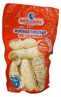 Embumar Huevas merluza cocidas frescas Paquete de 300 g