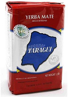 Taragüi Yerba mate con palo Paquete 500 g