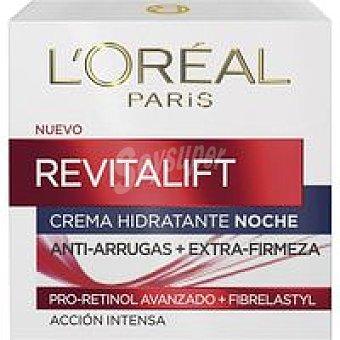 Revitalift L'Orèal Paris Crema de noche l`oreal Tarro 50 ml