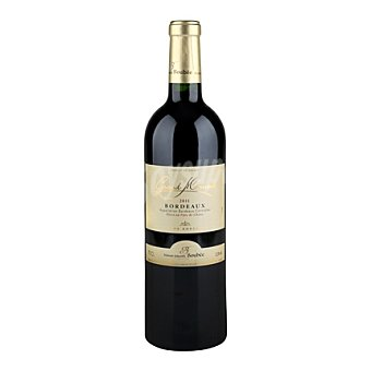 Grand Moment Vino tinto de Francia A.C. Bordeaux 75 cl