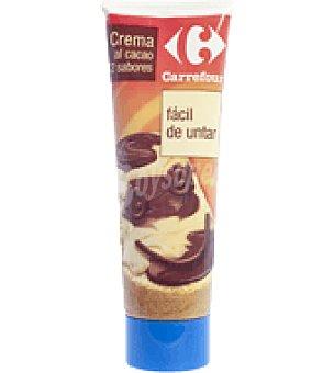 Carrefour Crema untar 2 sabores 300 g