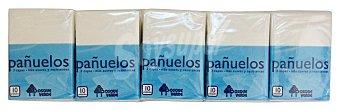Bosque Verde Pañuelos papel bolsillo compacto 3 capas (envase azul) Pack 15 x 10 unidades