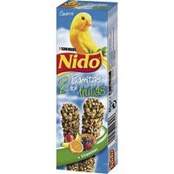 Nido Purina Barrita de fruta canario Caja 40 g