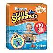 Little swimmers pañal de agua 12-18 kgs Paquete 19 u Huggies