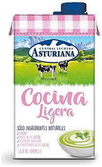 Central Lechera Asturiana Nata cocina ligera Brik 500 ml