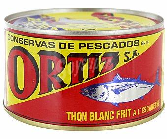 Conservas Ortiz Bonito del norte frito en escabeche Lata 260 g neto escurrido