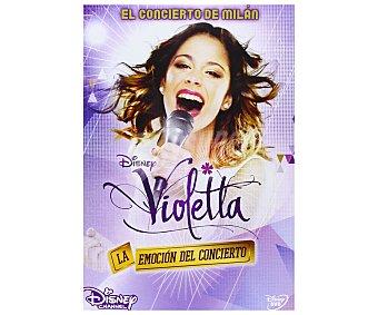 Disney Violetta: la emoción...