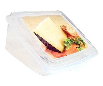 A FUEGO LENTO Recipiente hermético para queso, medidas: 13x13.5x7.5 centímetros 1 Unidad
