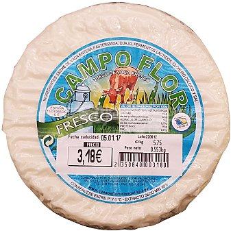 CAMPO FLOR Queso fresco vaca 600 g peso aprox. piezas