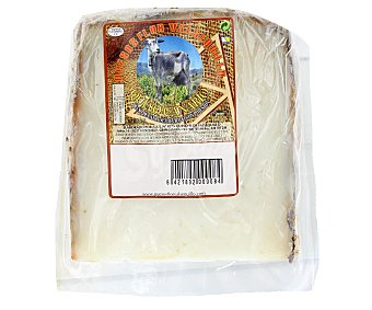 Queso Flor Valsequillo Queso de cabra semicurado al pimentón de Canarias Unidad 300 g
