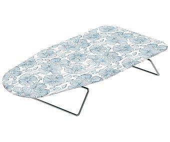 Actuel Tabla de planchar sobremesa con funda de algodón biológico incluida, 70x32cm. actuel.
