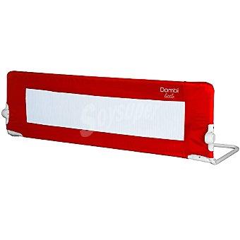 DOMBI Barrera para cama en color rojo 140 cm