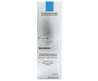 La Roche-Posay Tratamiento antiedad con vitamina C y ácido hialurónico para pieles sensibles, 40 Mililitros