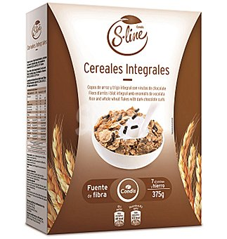 Cereales s.line chocolate 375 GRS