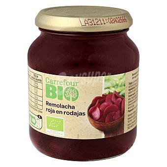 Carrefour Bio Remolacha rodajas ecológica 220 g