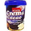 Crema de cacao con avellanas 2 sabores  g Aliada