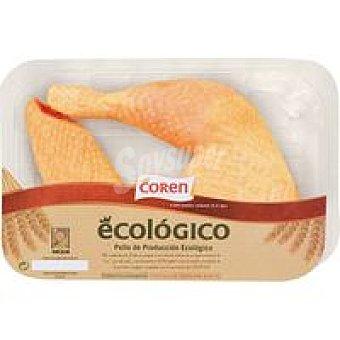 Coren Muslos de pollo ecológico 620 g