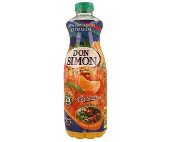 Don Simón Zumo de mandarina premium sin pulpa Botella de 1 L