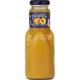 Lambda Néctar de melocotón botella 250 ml 250 ml