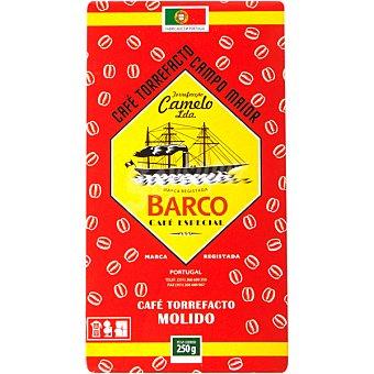 Barco Café molido torrefacto Paquete 250 g