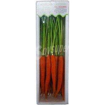 Zanahorias mini Envase 200 g