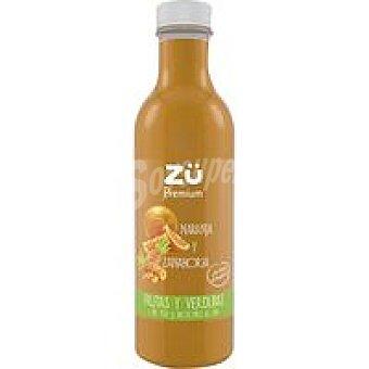 Zü Premium Veggi zumo naranja zanahoria 750 ml