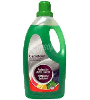Carrefour Detergente líquido para ropa de color 33 lavados