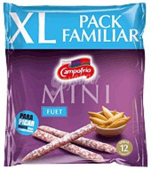 Campofrío Fuet mini XL para picar 120 g