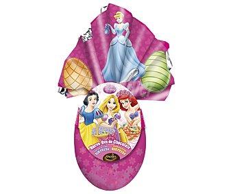 Lacasa Huevo de pascua de chocolate Princesas Disney (contiene un regalo sorpresa) 150 gramos