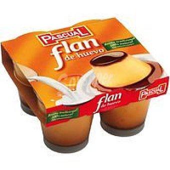 Pascual Flan de huevo Pack 4x100 g