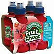 Refresco de fresa sin gas Pack 4x20 cl Fruit Shoot