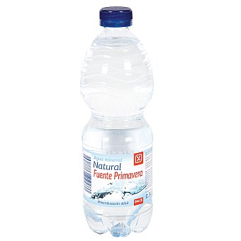DIA Agua mineral natural Botella 50 cl