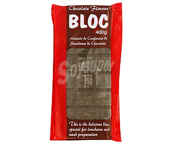 Bloc Tableta de chocolate Flavour 400 g