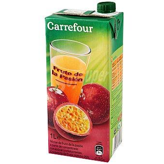 Carrefour Néctar de maracuyá 1 l