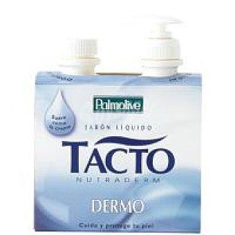 Tacto Jabón de manos Dosificador 250 ml + recambio 250 ml