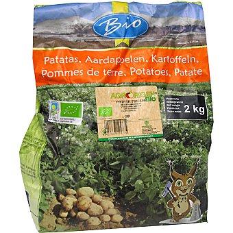 Patata blanca ecológica Bolsa 2 kg