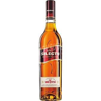 Ron Santa Teresa Selecto ron de Venezuela Botella de 70 cl