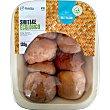 Seta shiitake ecológico tarrina 120 g tarrina 120 g D.M.P.