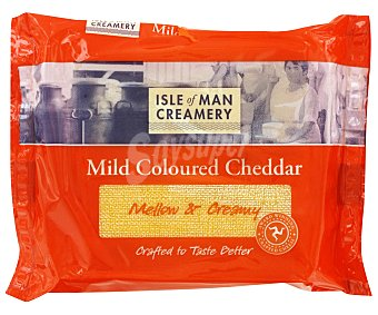 MILD COLOURED Queso Cheddar Rojo 200 gr