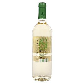 SEÑORIO DE ONDAS Vino blanco semidulce DO Rioja 75 cl