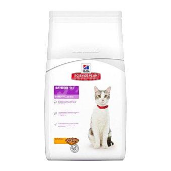 HILL'S SCIENCE PLAN Pienso para gatos Senior 11+ Hills Science Plan Healthy Ageing pollo 2 kg 2 kg