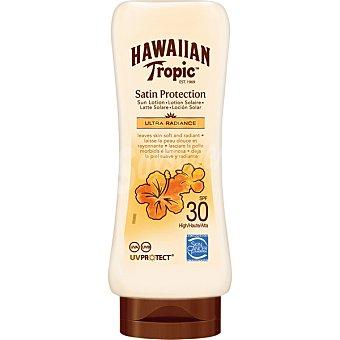 Hawaiian Tropic Loción solar protectora FP-30 Bote 200 ml